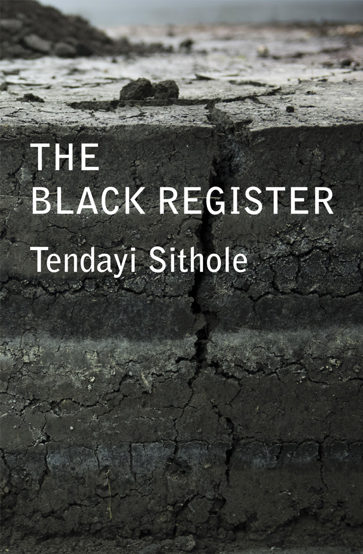 The Black Register Book Cover